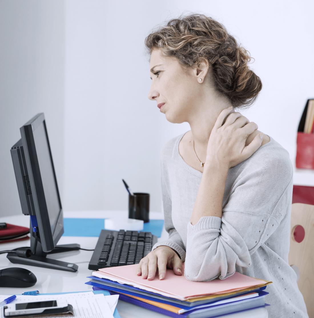 Firmamassage: med en massageordning på arbejdspladsen der forebygge skader
