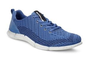 Ecco-blå-sneaker-sko
